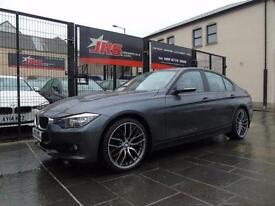2014 BMW 3 Series 2.0 320d EfficientDynamics Business Edition 4dr