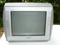 11 inch  Sony flat screen color  t.v.