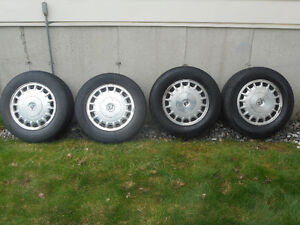 4 roues mags Buick