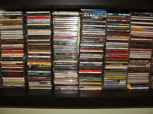 Over 90 Bands and over 200 CDs -mostly Alternative from 1990s