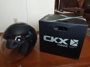 Motorcycle Helmet -Size Large
