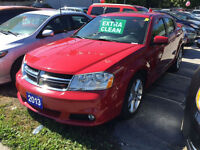 2013 Dodge Avenger SXT Sedan Guaranteed Auto Loans