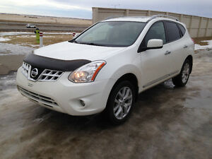 2011 Nissan Rogue SL AWD *LEATHER/NAVI/R.CAMERA*