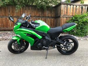 2015 Kawasaki ninja 650 ABS! Mint condition, must go!!! 4600obo!