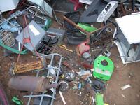APPLINCE drop off  open 7  days a week  ,we pick up junk car s