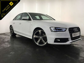 2014 AUDI A4 S LINE BLACK EDITION TDI 1 OWNER SERVICE HISTORY FINANCE PX WELCOME