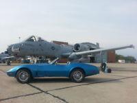 Cold Lake Air Show 65th Anniversary Corvette Celebration!