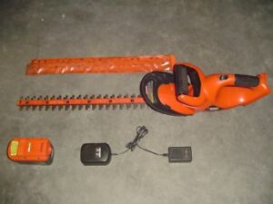 """Cordless 24"""" Hedge Trimmer"""