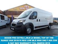 VAN 2.2 HDI 435 L4H2 PROFESSIONAL P/V 1D 130 BHP EXTRA L.W.B