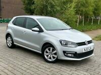 2012 Volkswagen Polo 1.2 MATCH TDI 5d 74 BHP Hatchback Diesel Manual