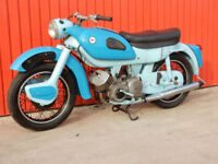 ARIEL ARROW 250cc 1961 MOT'd OCTOBER 2018