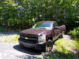 2008 Chevy Silverado, must go!