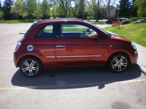 2012 Fiat 500C Convertible - Price Lowered