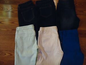 """Garage"" Jeggings - New Condition"