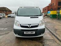 2013 Vauxhall Vivaro 2.0CDTI [115PS] Sportive Van 2.7t Euro 5 PANEL VAN Diesel M