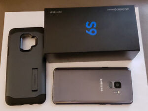 Samsung S9 - almost new