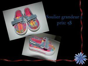 souliers bébé