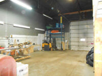 2 Warehouse Shop Spaces For Rent in Waterdown