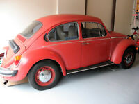 Volkswagen Super Beetle, Classic, 74, 1 Owner, REDUCED, B.O.**