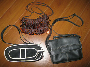 3 PURSES ... YOUR CHOICE - ALL IN GREAT CONDITION!