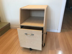 End Table / Filing Cabinet
