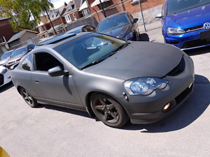 2002 Acura RSX Type-S Sunroof 6-Speed Lowered CALL NOW