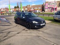 2010 Volkswagen Golf sportline bluemotion tdi 1.6, long mot, full history, £20 tax