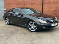 2009 Mercedes-Benz CLS 3.0 CLS350 CDI 7G-Tronic 4dr Coupe Diesel Automatic