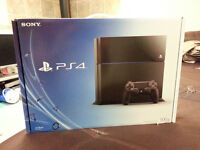 *** BRAND NEW IN THE BOX COMPLETE PS4 BUNDLE FOR SALE ***