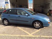 Ford focus ZETEC, 2000/W, 90,000 miles, full service history, £795