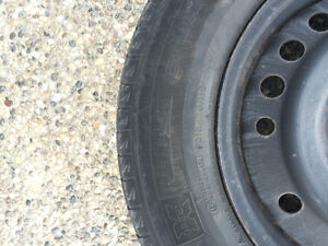 Odyssey Winter Tires WITH Rims