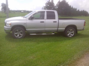 2008 Dodge Power Ram 1500 Pickup Truck, consider partial trade