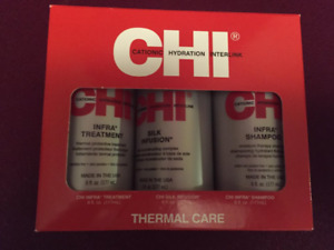 CHI Thermal Care Hair Set (New in Box)