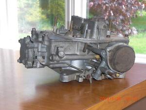 1960's Autolite 4v carburetor