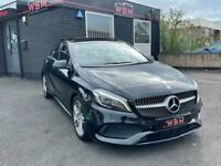 2015 Mercedes-Benz A Class 2.1 A200d AMG Line (Premium Plus) 7G-DCT (s/s) 5dr Ha