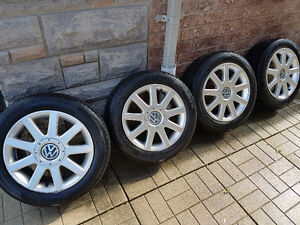 VW - Audi, rims and tires- 2009- model year