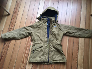 Like New North Face 3in1 Jacket Women