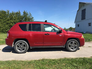 Be Ready for Winter with 4x4 - JEEP COMPASS FOR SALE
