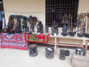 BEST AFRICAN HAND MADE CRAFT, ARTIFACT, ANTIQUES, WOOD WORK