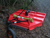 Brand NEW   5' Bush Hog - Brush / Rotary Cutter / Mower