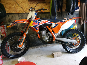KTM sx-f 450 factory edition #95 of 699