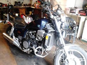 Moto Honda Saguenay Saguenay-Lac-Saint-Jean image 1