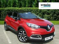 2017 Renault Captur DYNAMIQUE S NAV TCE Hatchback Petrol Manual