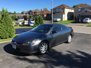 2006 Honda Accord EX-L V6 CERTIFIED AND E-TESTED!