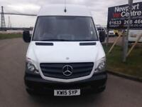 2015 15 Mercedes-Benz Sprinter 2.1TD 313CDI LONG WHEEL BASE PANEL VAN
