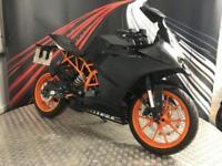 2016 16 KTM RC 125