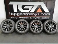 """20"""" G30 Style Alloy Wheels & Tyres for 4 Series"""
