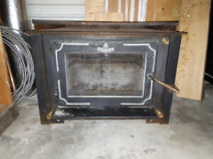 Quality Woodburning fireplace insert