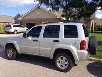 2002 Jeep Liberty 4x4