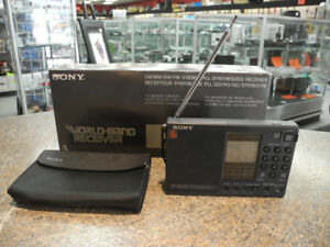 Vintage Sony ICF-SW7600 Word Band Receiver Radio